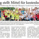 zum Bild: Bericht der Nordwest-Zeitung vom 03.04.2020.