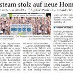 zum Bild:Bericht der Nordwest-Zeitung vom 05.03.2021.