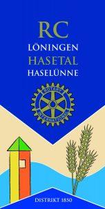 zum Bild: Logo Rotary-Club Löningen-Hasetal-Haselünne.