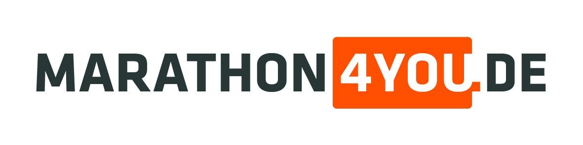 zum Bild: Logo der Seite marathon4you.