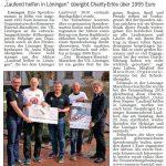 zum Bild:Bericht im Sonntagsblatt für den Landkreis Cloppenburg vom 27./28.04.2019.