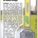 zum Bild:Bericht im Sonntagsblatt für den Landkreis Cloppenburg vom 04./05.05.2019.