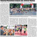 zum Bild:Bericht im Sonntagsblatt für den Landkreis Cloppenburg vom 29./30.06.2019.
