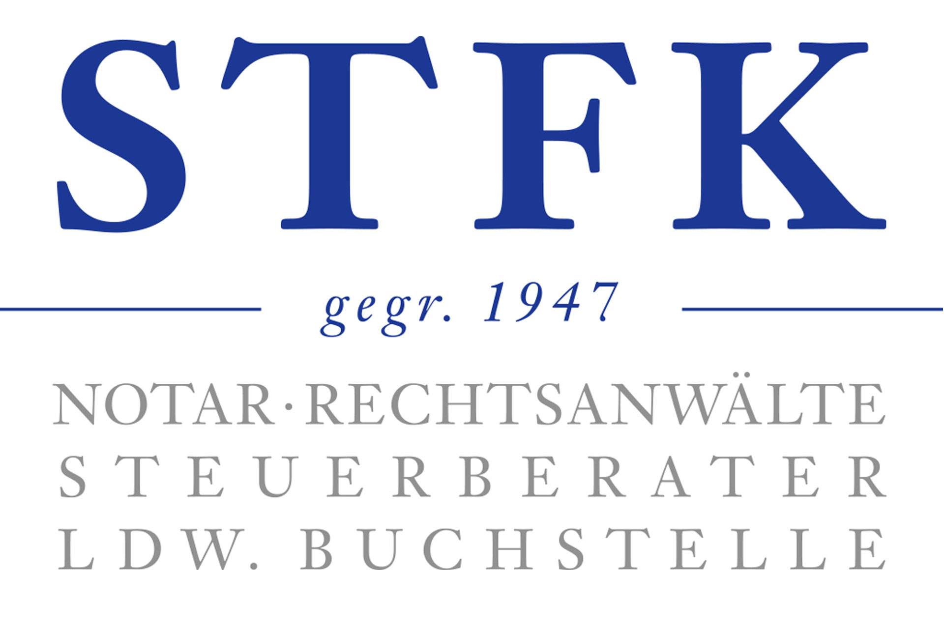 zum Bild: Logo STFK Rechtsanwälte Steuerberater GbR.