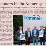 zum Bild:Bericht im Volltreffer - der Lokalzeitung vom 24.10.2019.