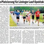 zum Bild:Bericht im Sonntagsblatt für den Landkreis Cloppenburg vom 19./20.01.2019.