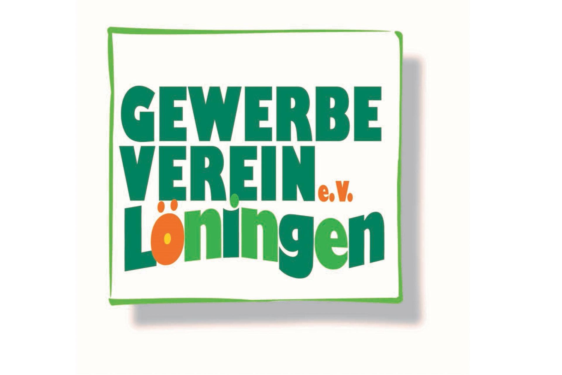 zum Bild:Logo Gewerbeverein Löningen / Stadtmarketing.