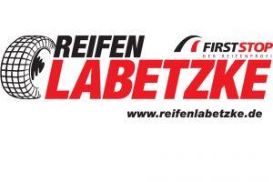 zum Bild:<br>Logo Reifen Labetzke Löningen.
