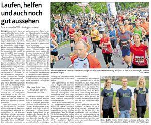zum Bild:Bericht der Münsterländischen Tageszeitung vom 13.04.2021.