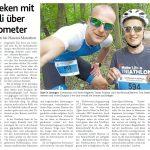 zum Bild:Bericht der Münsterländischen Tageszeitung vom 22.04.2021.