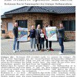 zum Bild:Bericht im Volltreffer – die kostenlose Lokalzeitung, vom 28.04.2021.
