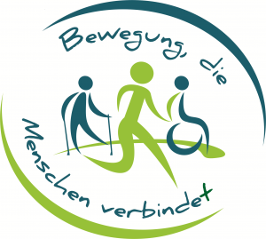 Logo Bewegung die Menschen verbindet 2222