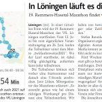 zum Bild:Bericht der Münsterländischen Tageszeitung vom 07.05.2021.