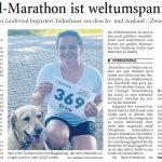 zum Bild:Bericht der Nordwest-Zeitung vom 27.05.2021.