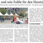 zum Bild:Bericht der Nordwest-Zeitung vom 02.06.2021.