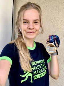 zum Bild:<br>Foto: Remmers-Hasetal-Marathon des VfL Löningen.