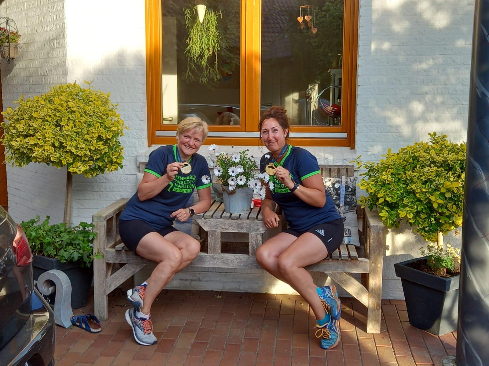 zum Bild:Foto: Remmers-Hasetal-Marathon des VfL Löningen.