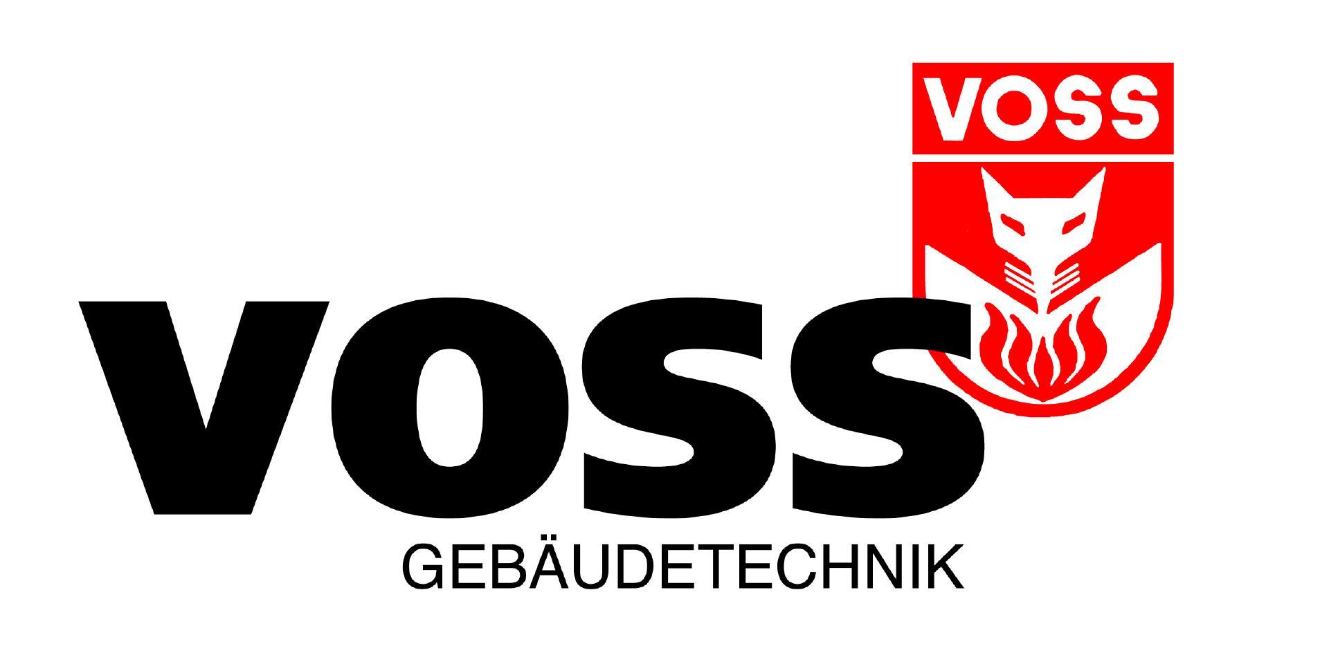 zum Bild:<br>Logo Heinrich VOSS Gebäudetechnik GmbH.