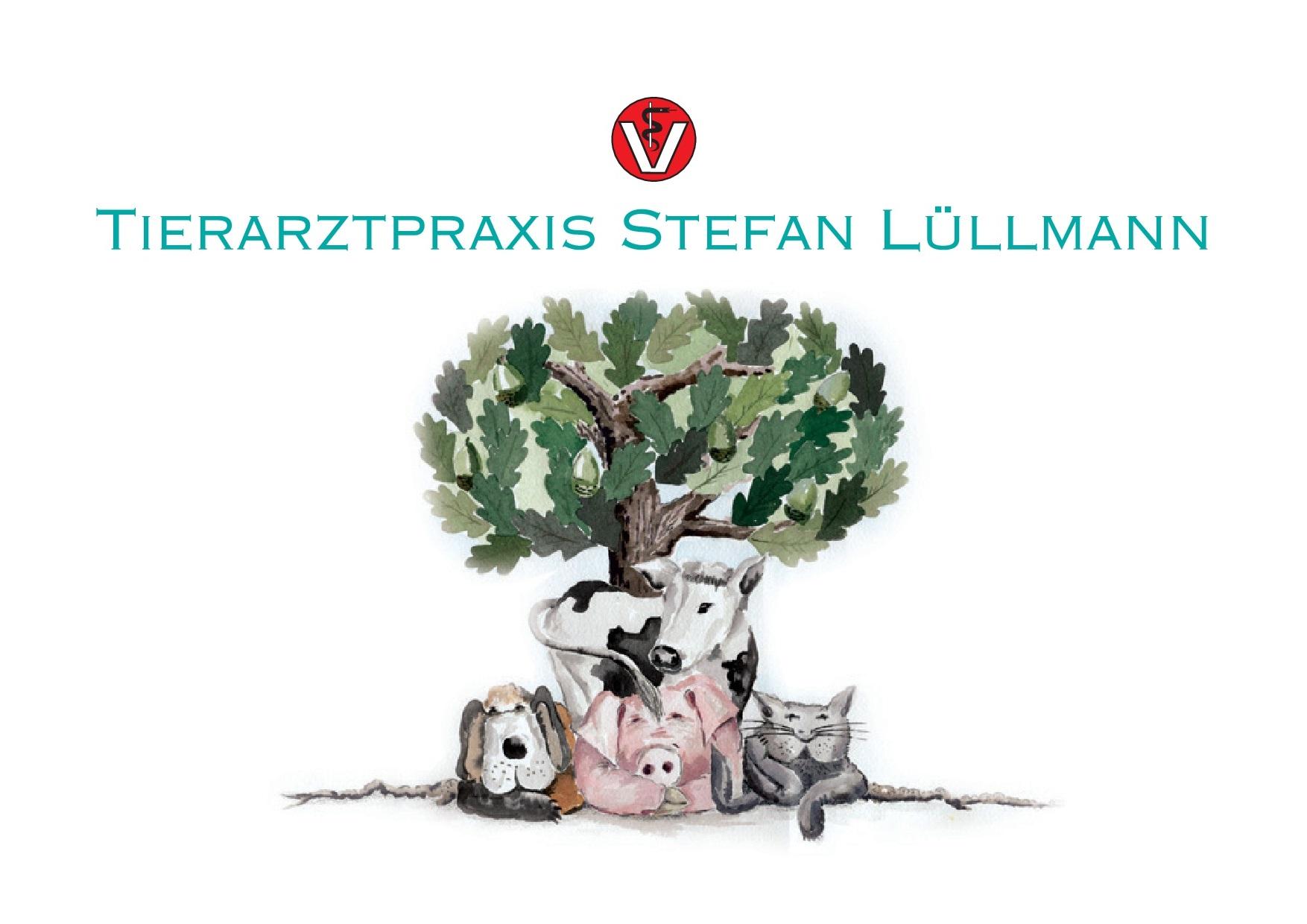 zum Bild:<br>Logo Tierarztpraxis Stefan Lüllmann