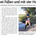 zum Bild:Bericht der Münsterländischen Tageszeitung vom 19.06.2021.