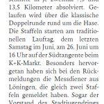 zum Bild:Bericht der Münsterländischen Tageszeitung vom 23.06.2021.