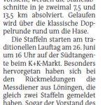zum Bild:Bericht der Nordwest-Zeitung vom 24.06.2021.